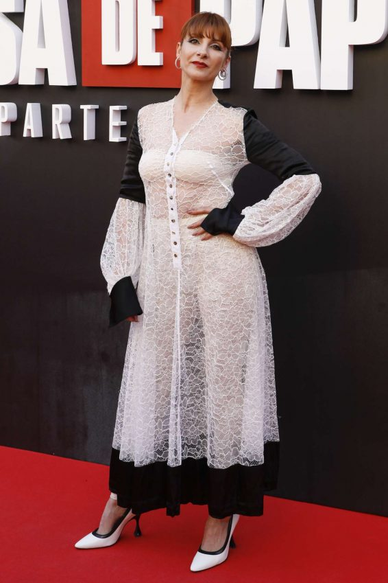 Najwa Nimri - 'La Casa De Papel' Season 3 Photocall in Madrid