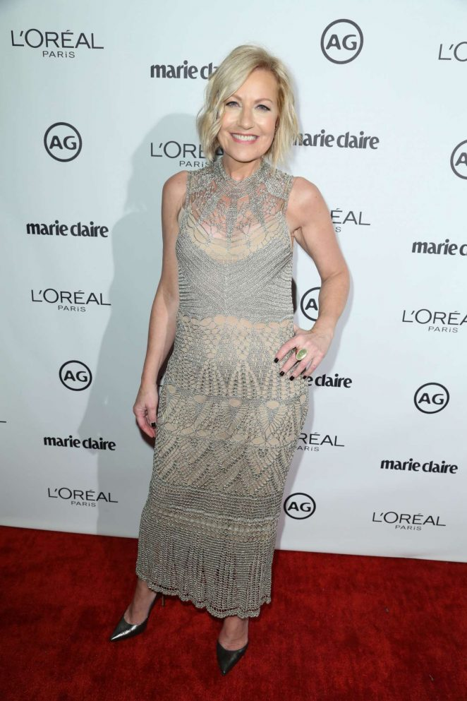 Nancy Berger - Marie Claire's Image Maker Awards 2017 in LA