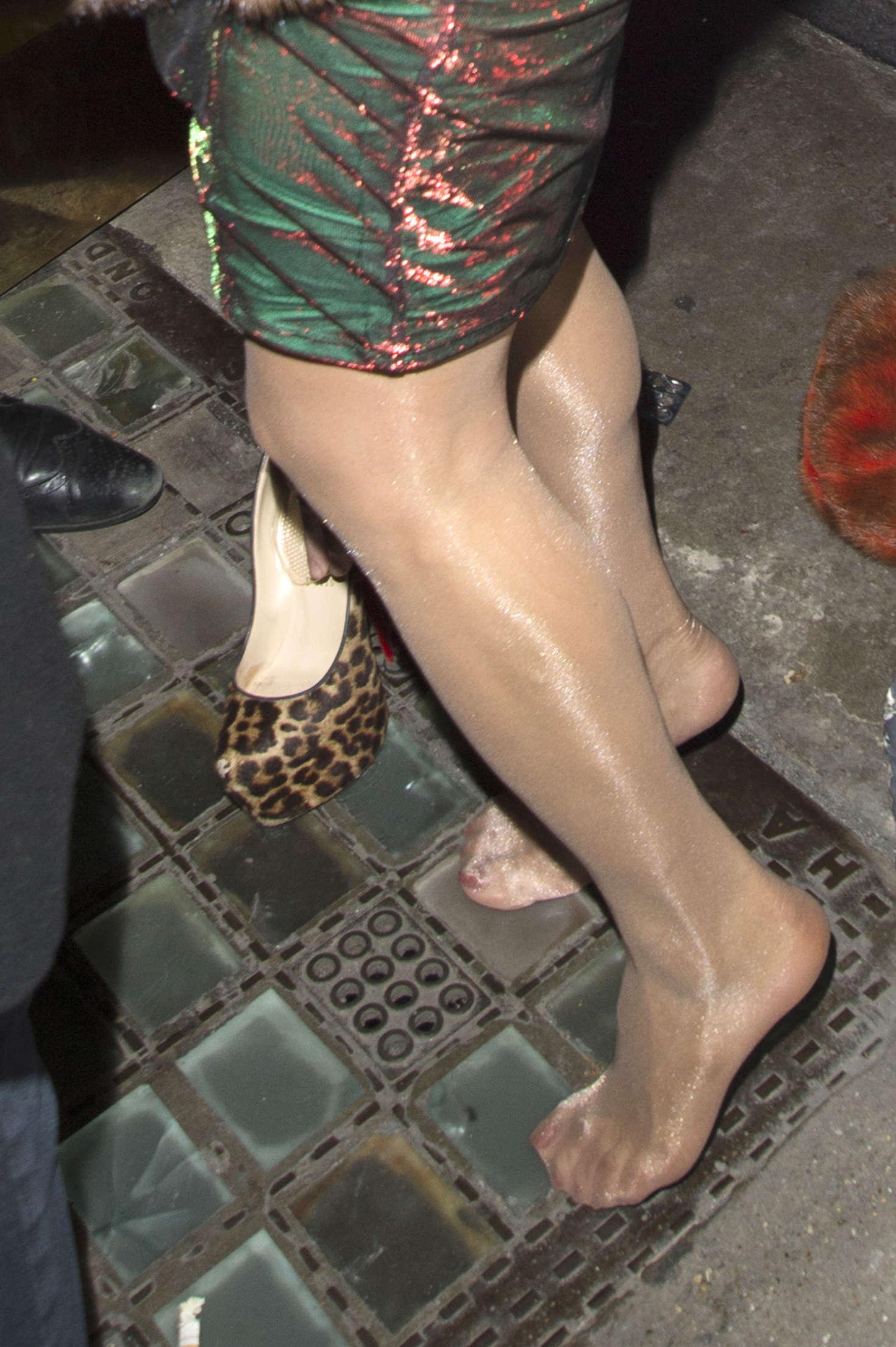 Right. good Nancy o dell feet