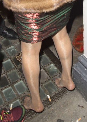 Something is. Nancy o dell feet about such