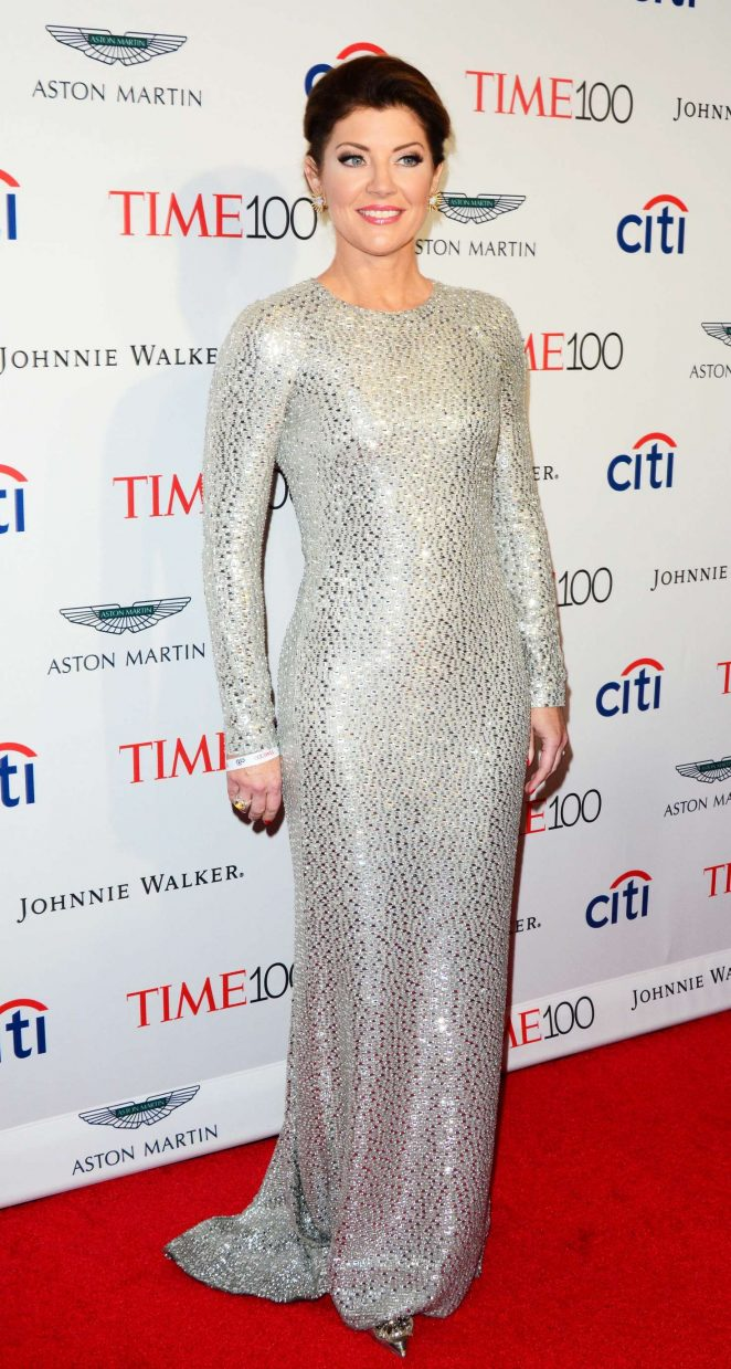 Nancy G. O'Donnell - 2017 Time 100 Gala in New York