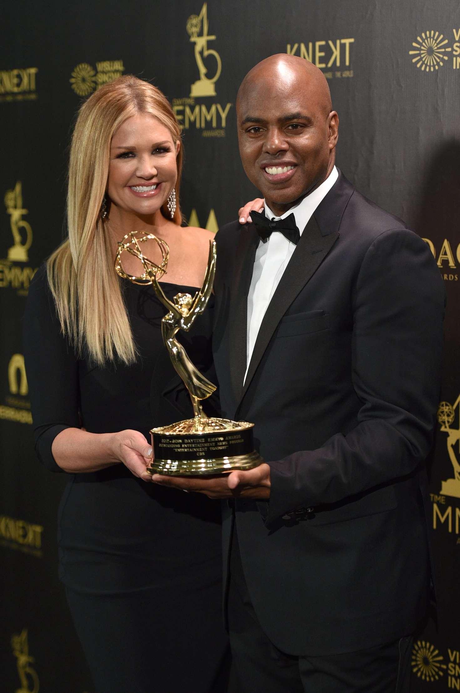Nancy O'Dell - 2018 Daytime Emmy Awards in Pasadena