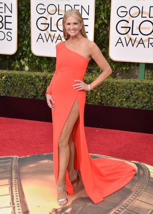 Nancy O'Dell - 2016 Golden Globe Awards in Beverly Hills