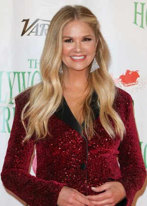 Nancy O'Dell - -87th Annual Hollywood Christmas Parade