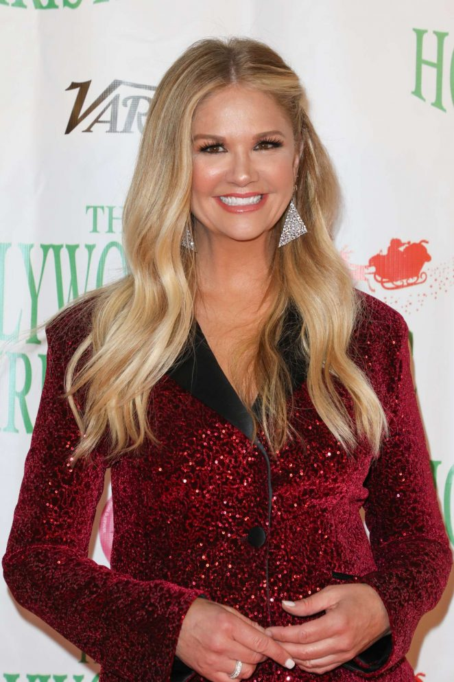Nancy O'Dell – -87th Annual Hollywood Christmas Parade