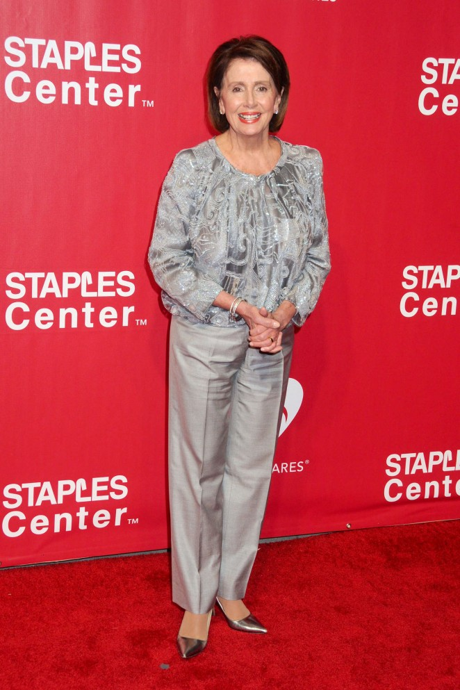 Nancy Pelosi - 2016 MusiCares Person Of The Year in Los Angeles