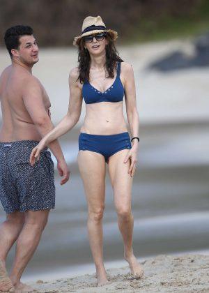 Nancy shevell bikini with you