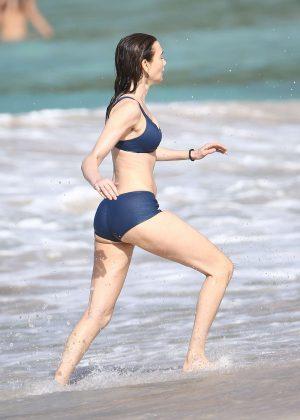 Confirm. Nancy shevell bikini