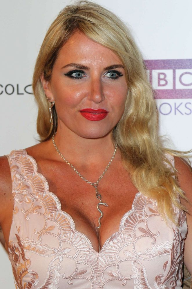 Nancy Sorrell - National Film and Television School's Gala in London