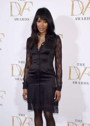 Naomi Campbell - 2015 DVF Awards at United Nations in NY