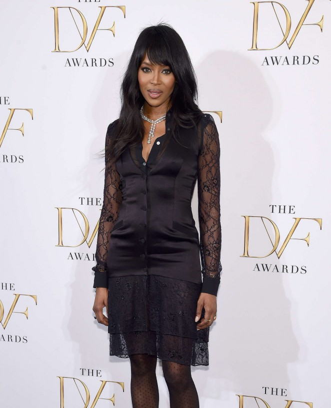 Naomi Campbell - 2015 DVF Awards at United Nations in NY