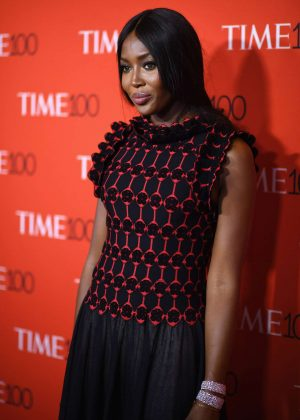 Naomi Campbell - 2017 Time 100 Gala in New York
