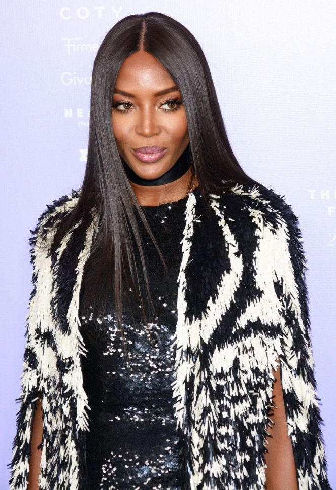 Naomi Campbell – 2018 Fragrance Foundation Awards in New York