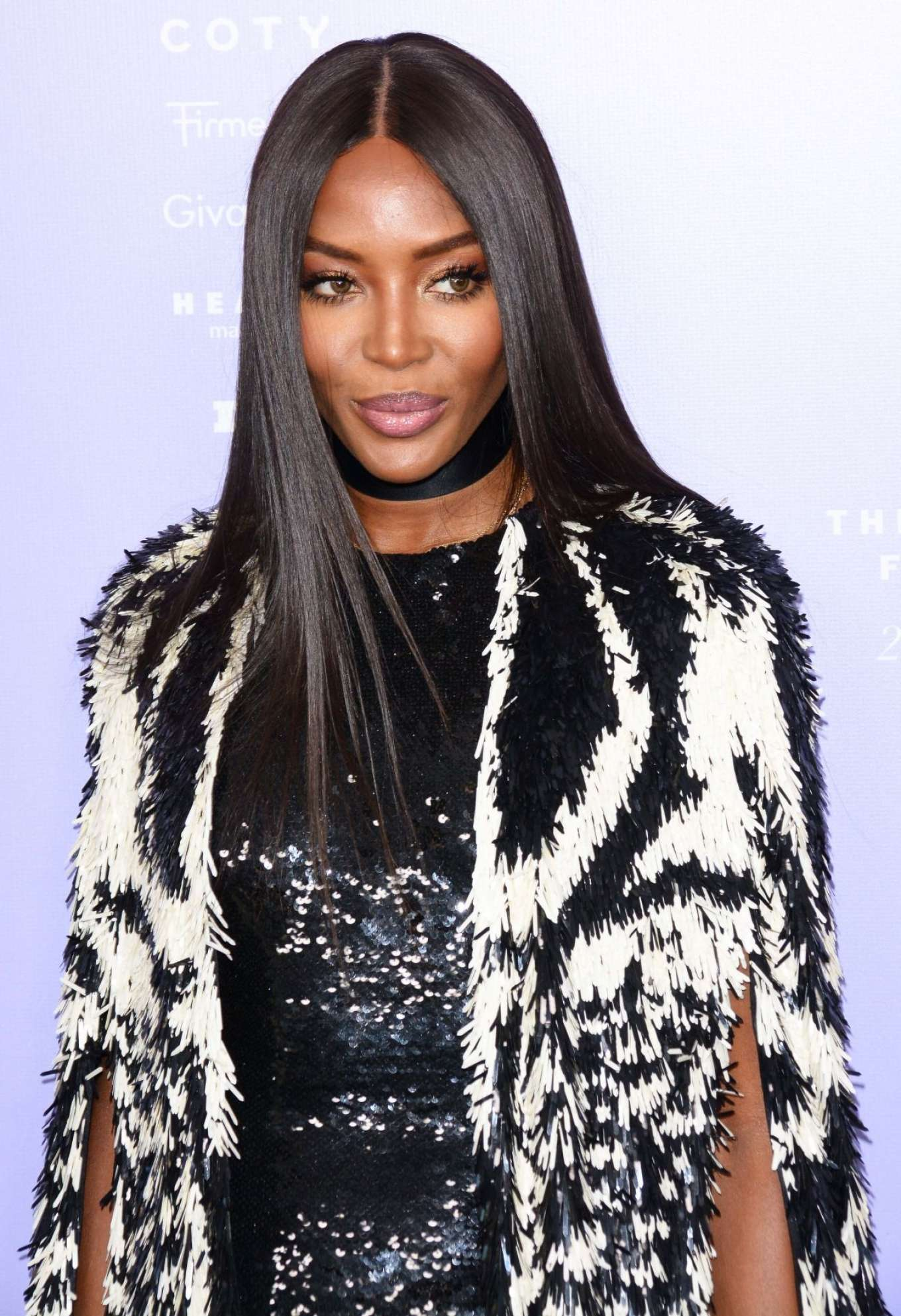 Naomi Campbell - 2018 Fragrance Foundation Awards in New York