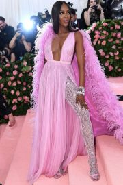 Naomi Campbell - 2019 Met Gala in NYC