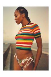 Naomi Campbell - British Vogue Magazine (July 2019)