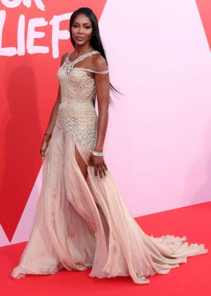 Naomi Campbell - Fashion for Relief Charity Gala 2017 in Cannes