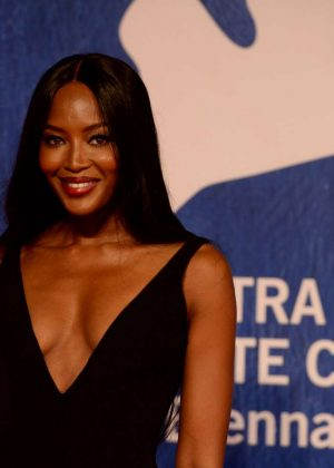 Naomi Campbell - 'Franca Chaos and Creation' Premiere at 73rd Venice Film Festival in Italy