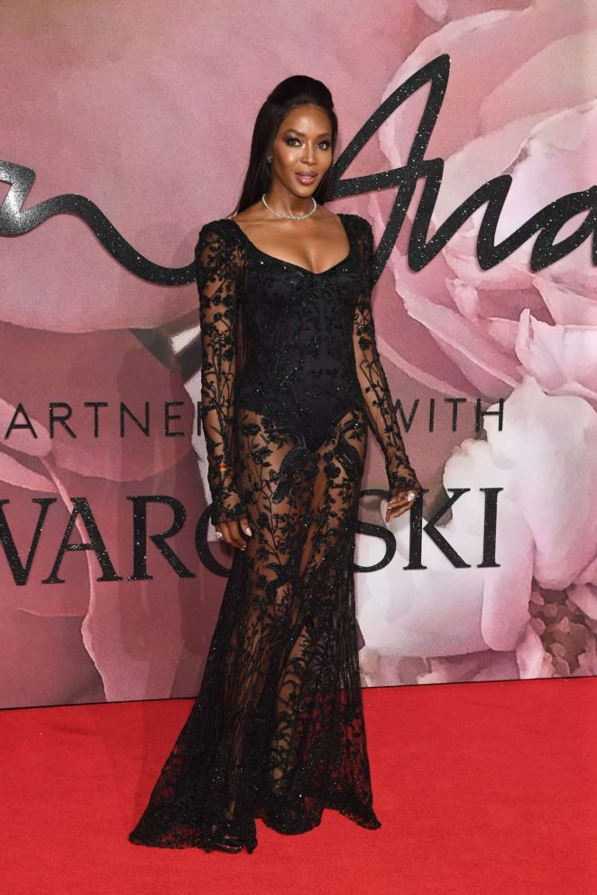 Naomi Campbell - The Fashion Awards 2016 in London