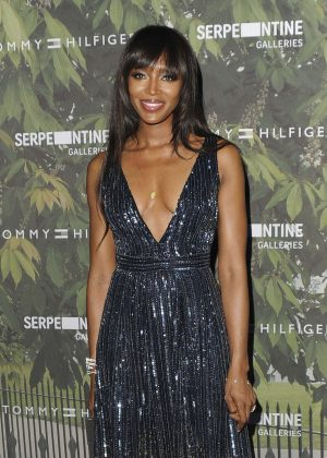 Naomi Campbell - The Serpentine Summer Party 2016 in London