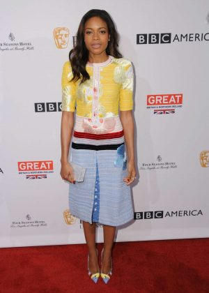 Naomi Harris - BAFTA LA Tea Party 2017 in Beverly Hills