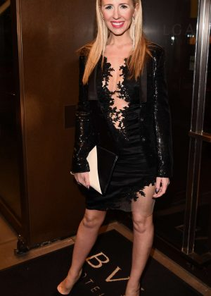 Naomi Isted - Glass Magazine 7th Anniversary Dinner in London
