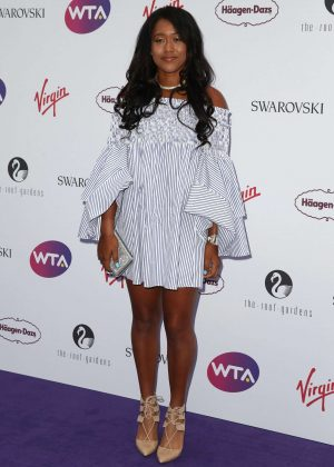 Naomi Osaka - 2017 WTA Pre-Wimbledon Party in London