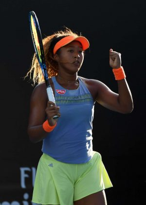 Naomi Osaka - 2018 Australian Open in Melbourne - Day 4