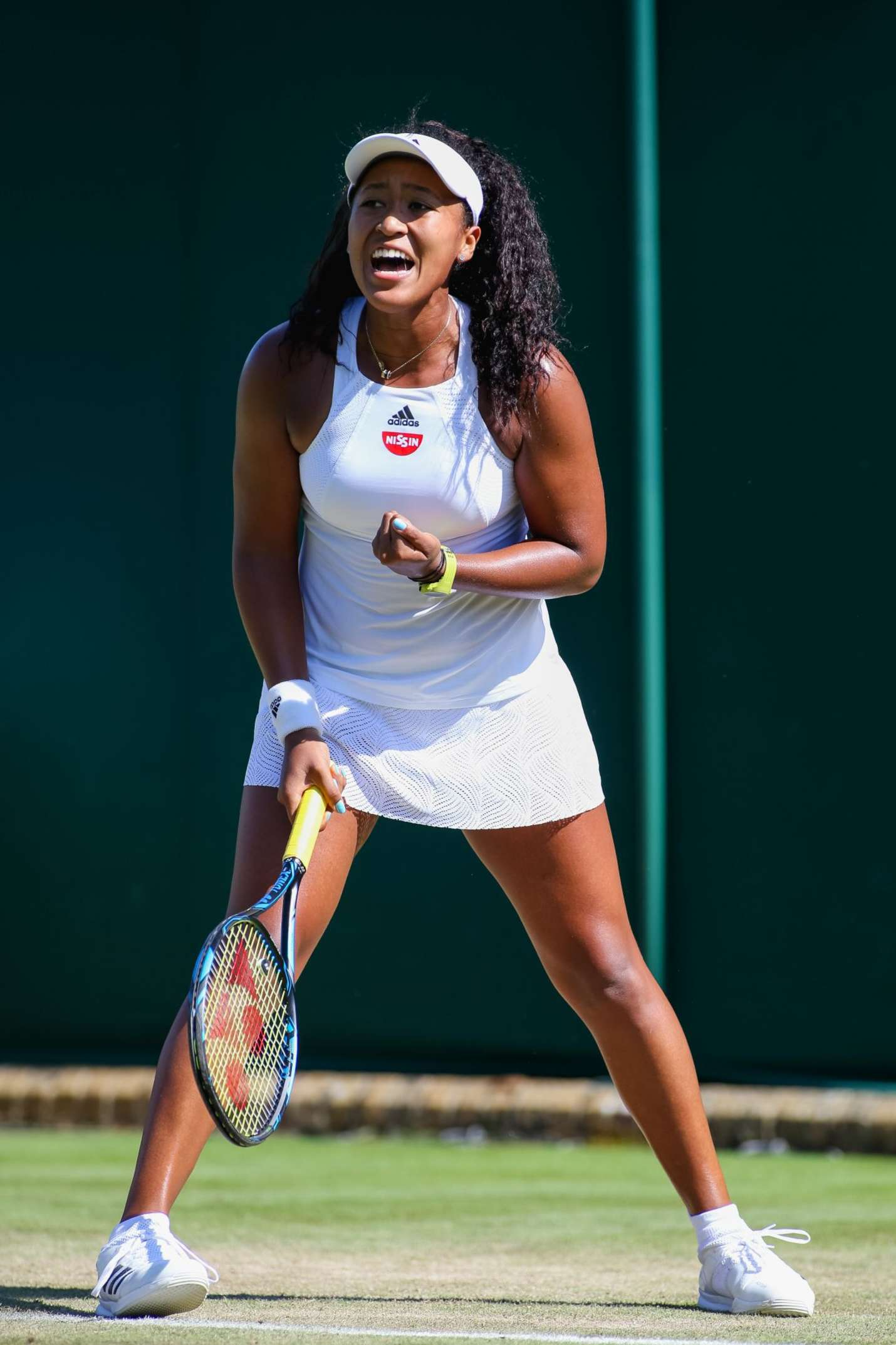 Back to post  Naomi Osaka – Wimbledon Championships 2017 in London
