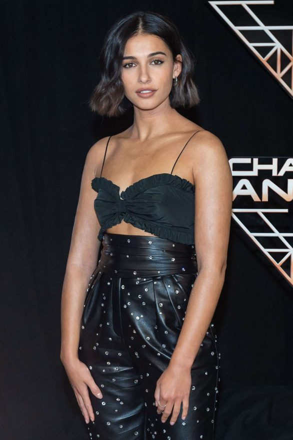 Naomi Scott - 'Charlie's Angels' Photocall i New York