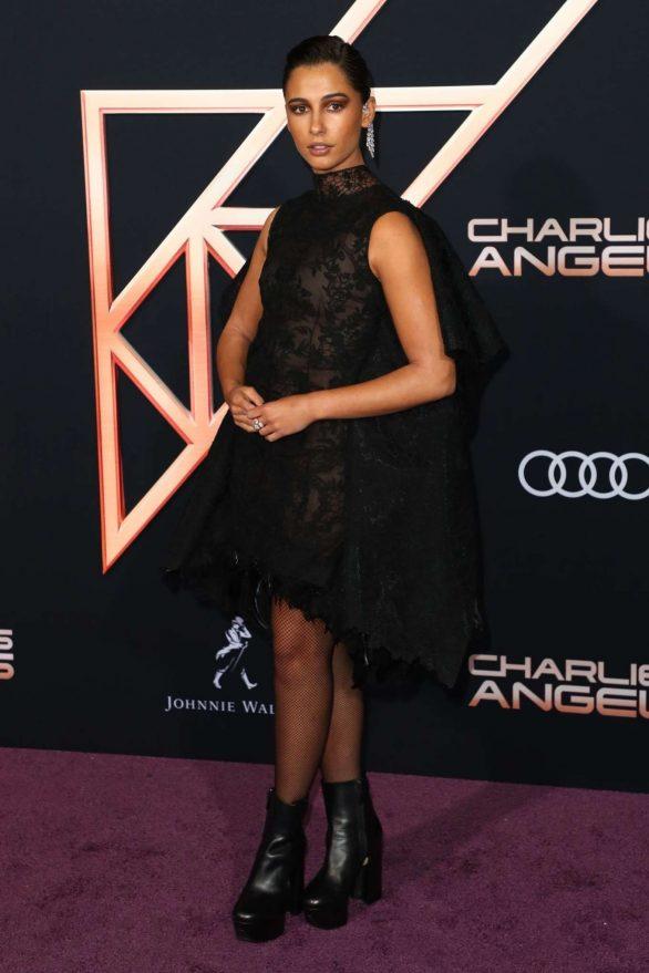 Naomi Scott - 'Charlie's Angels' Premiere in Westwood