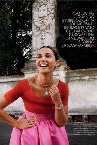 Naomi Scott - Elle Magazine (Italia – March 2020 issue)