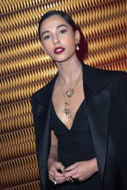Naomi Scott - Givenchy Show at 2020 Paris Fashion Week Womenswear F-W 20-21