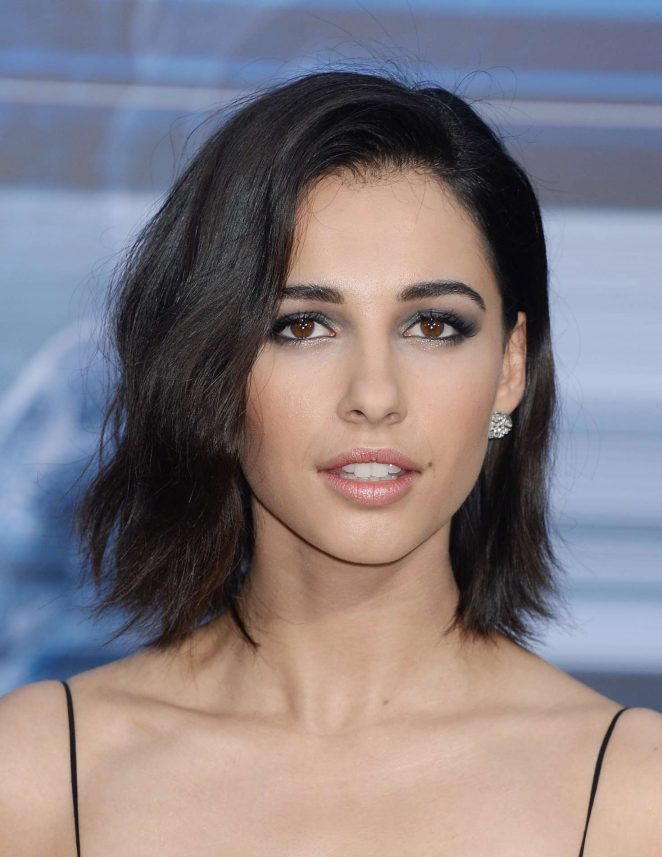 Naomi Scott: Power Rangers LA Premiere -17
