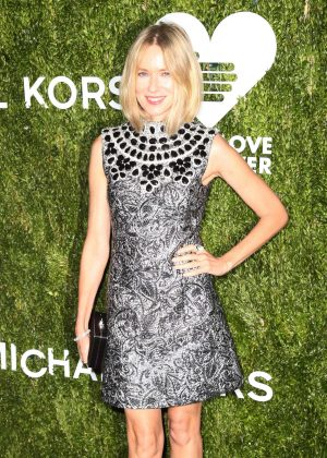 Naomi Watts - 12th Annual God's Love We Deliver 'Golden Heart Awards' in NY