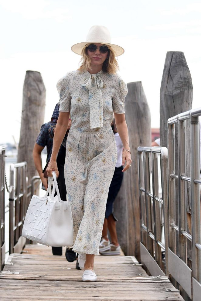Naomi Watts - 2018 Venice Film Festival