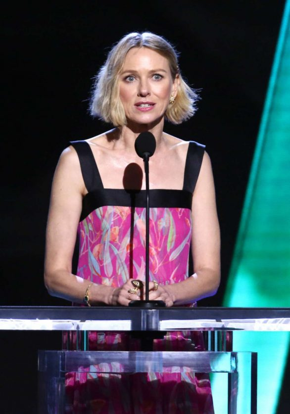 Naomi Watts - 2020 Film Independent Spirit Awards in Santa Monica