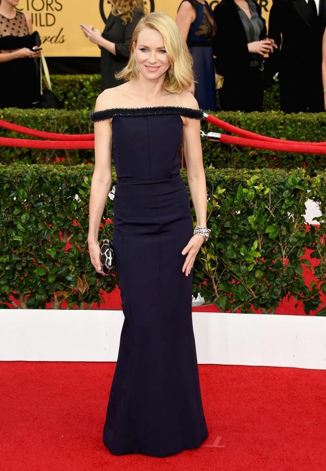 Naomi Watts - 2015 Screen Actors Guild Awards in LA