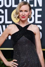 Naomi Watts - 2020 Golden Globe Awards in Beverly Hills