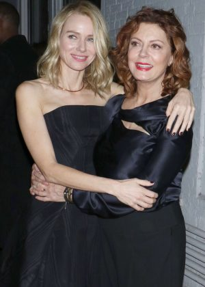 Naomi Watts and Susan Sarandon - Zac Posen Show at 2017 NYFW in New York