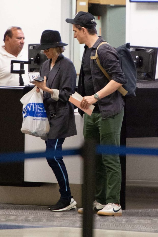 Naomi Watts: Arrives at JFK Airport-03