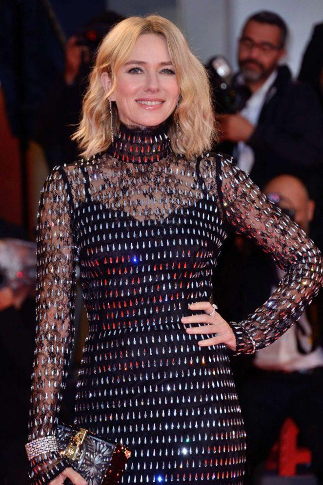 Naomi Watts - At Eternity's Gate Premiere - 2018 Venice Film Festival