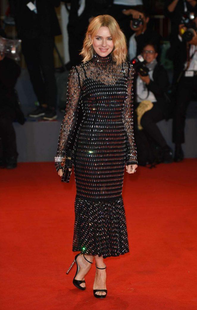 Naomi Watts - At Eternitys Gate Premiere - 2018 Venice Film Festival