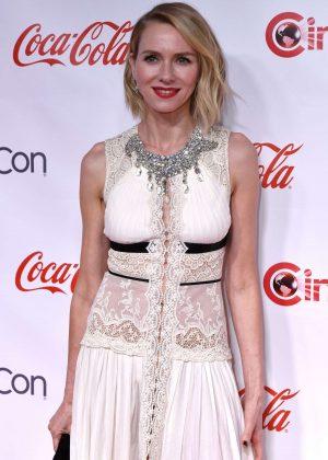Naomi Watts - Big Screen Achievement Awards at 2016 CinemaCon in Las Vegas