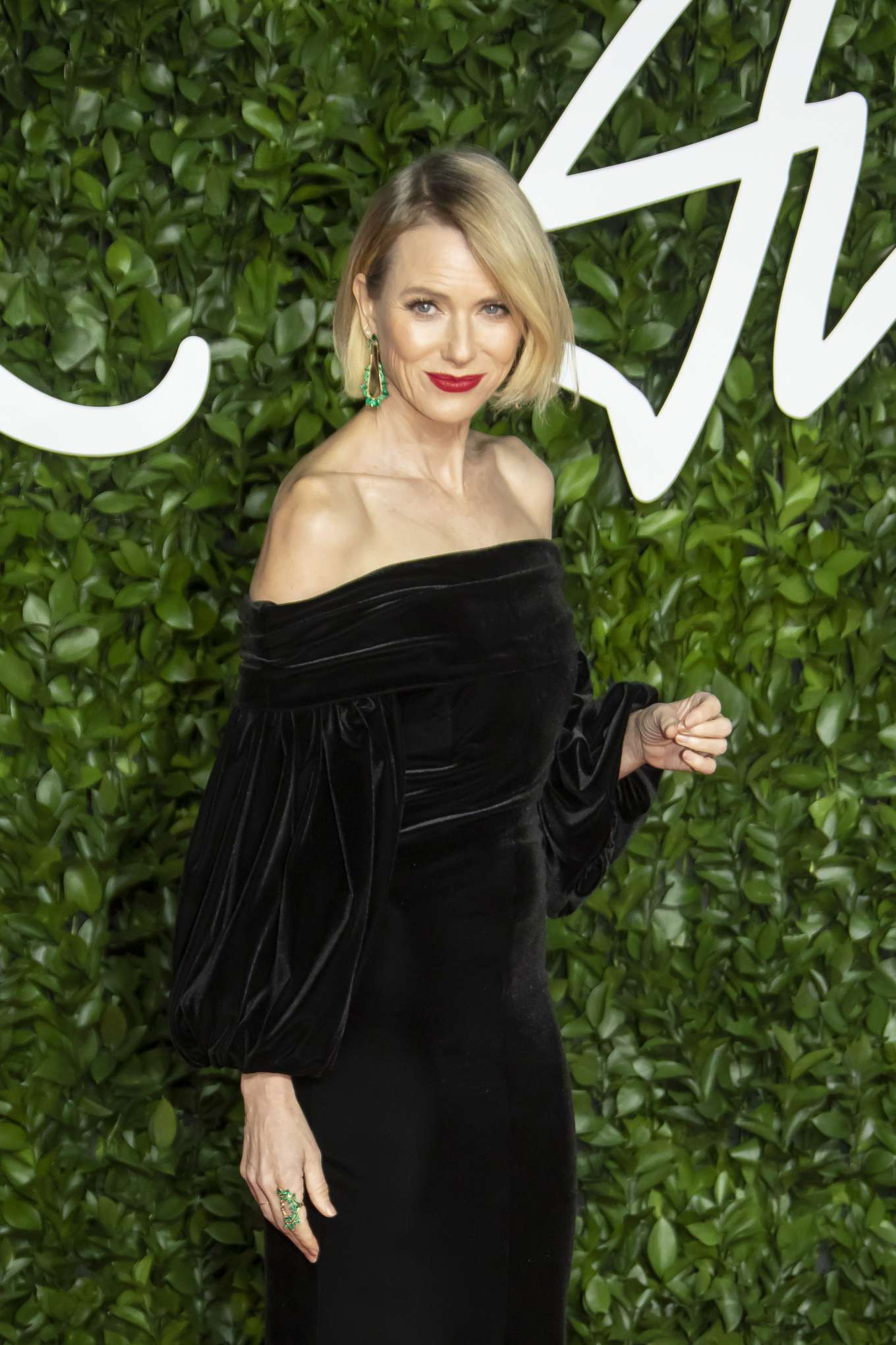 Naomi Watts - Fashion Awards 2019 in London