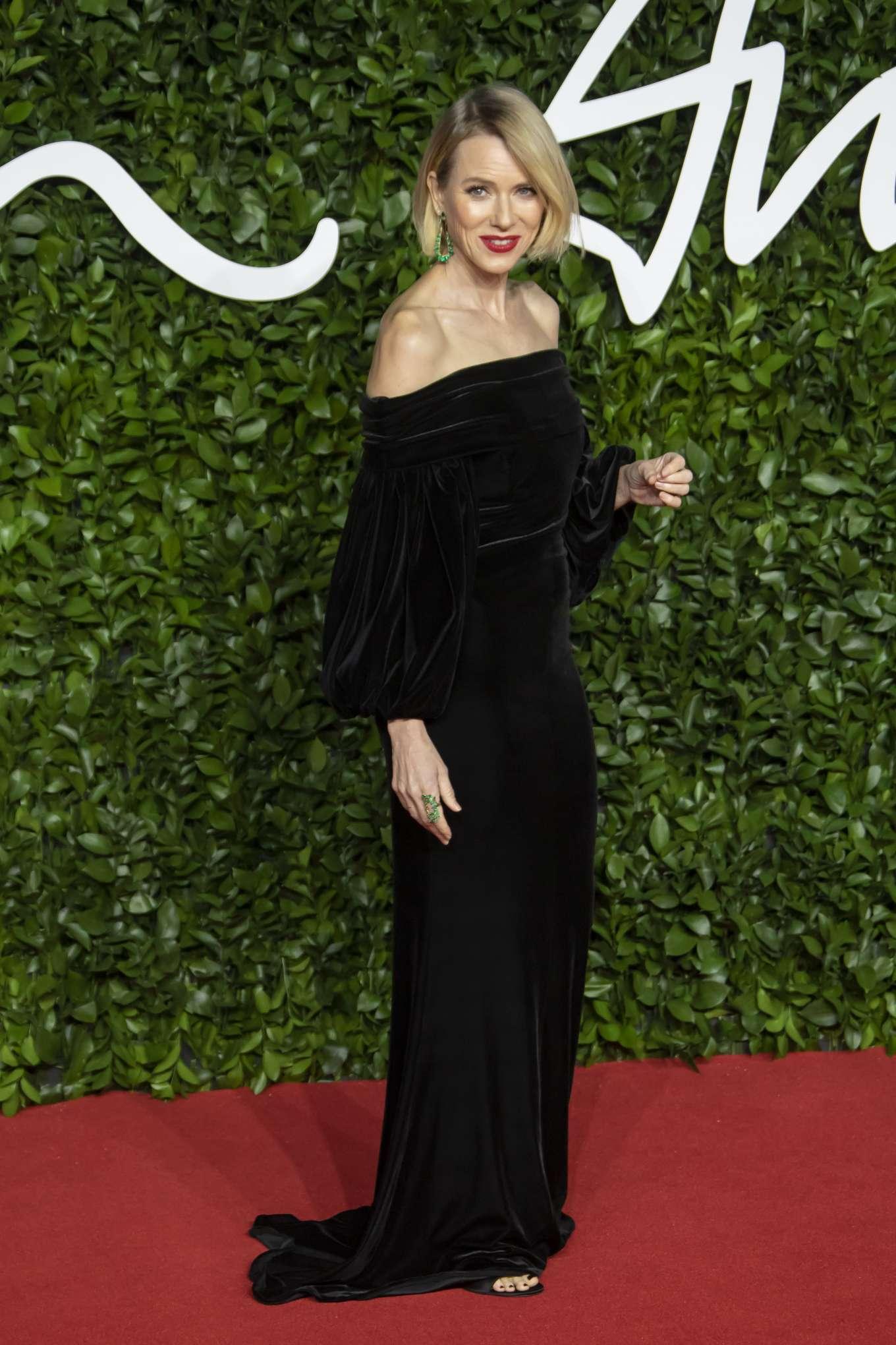 Naomi Watts 2019 : Naomi Watts – Fashion Awards 2019 in London-02