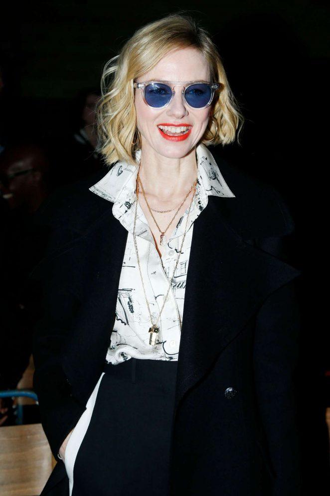 Naomi Watts - Burberry Fashion Show 2018 in London