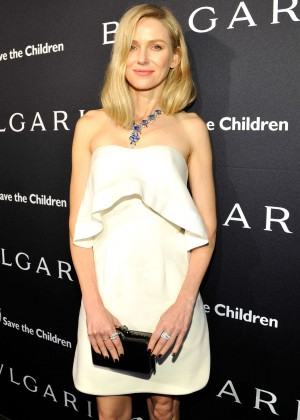 Naomi Watts - BVLGARI Save The Children STOP THINK GIVE Pre-Oscar Event in Beverly