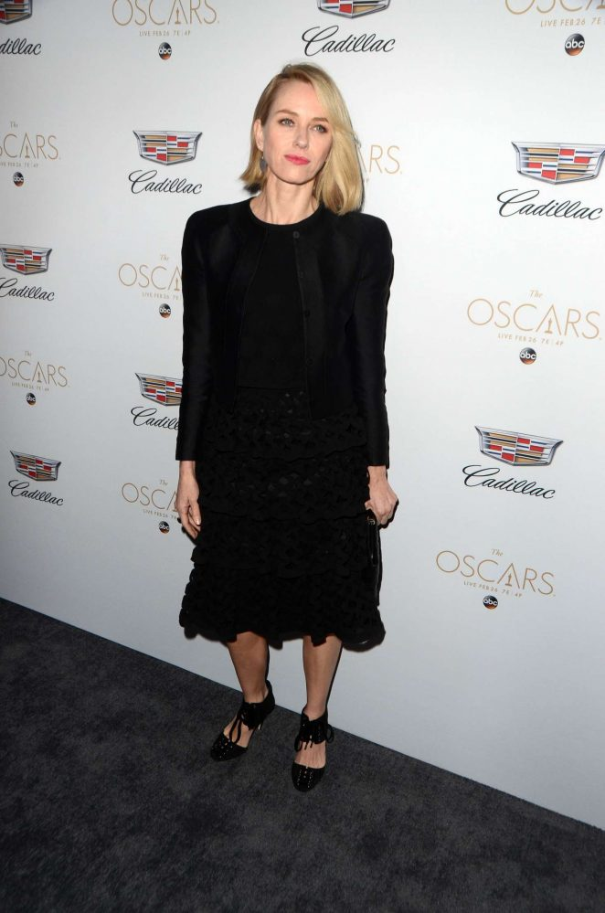 Naomi Watts - Cadillac celebrates The 89th Annual Academy Awards in LA