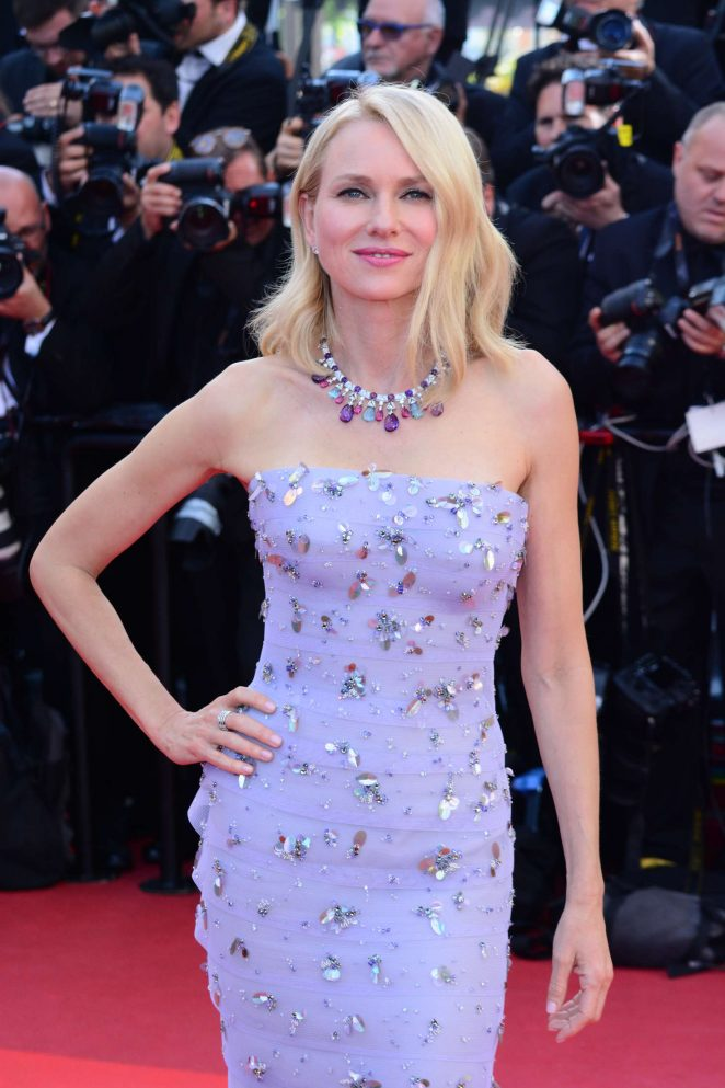 Naomi Watts - 'Cafe Society' Premiere at 2016 Cannes Film Festival